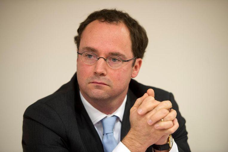Willem de Boer van de MC Groep Beeld anp