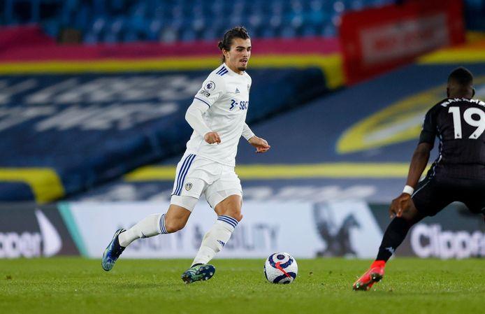Pascal Struijk découvre la Premier League avec Leeds cette saison, mais il avait tapé dans l'œil de Roberto Martinez bien avant ça.