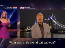 Graham Norton na gesprek met Chantal Janzen: 'Dat was awkward'
