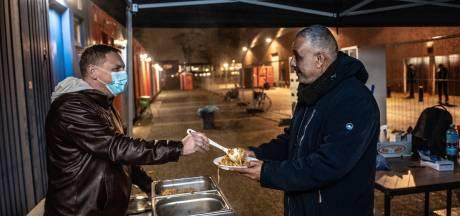 Wooncontainers voor daklozen gaan niet naar andere plek en worden weggehaald