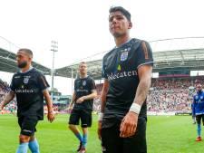 PEC Zwolle-middenvelder Gustavo Hamer treurt voor spelers én supporters