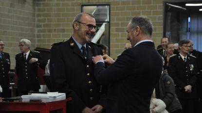Brandweer Aalter deelt 27 eretekens uit