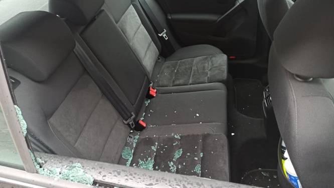 Draagbare GPS gestolen uit auto