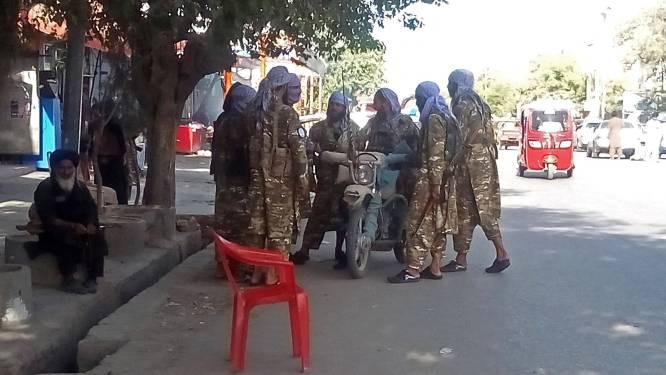 Taliban veroveren zevende en achtste Afghaanse provinciehoofdstad