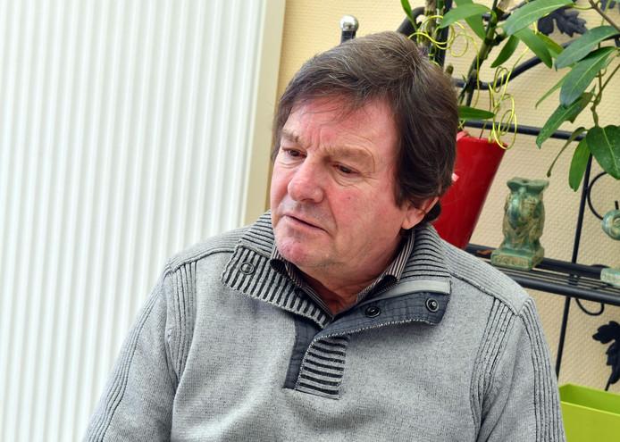 Jacky Kulik, le père d'Elodie Kulik