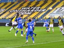 PEC Zwolle krijgt weer het deksel op de neus in blessuretijd, wrede nederlaag tegen Vitesse