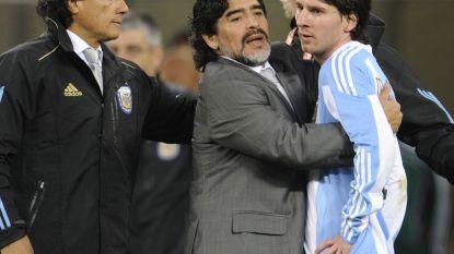 Vanavond is het Duitsland - Argentinië: flashback naar drie duels uit het verleden, met tierende Diego Maradona in hoofdrol