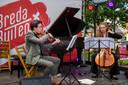 Het Van Gogh Trio met Enzo Kok (viool), Charlotte Brussee (cello) en Maxim Heijmerink (vleugel).