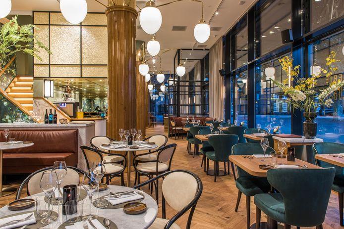 Brasserie Sublime in Waalwijk opende vorig jaar de deuren onder appartementencomplex Valkelinghe aan het St. Jansplein.