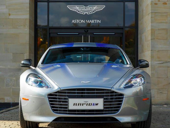 De Aston Martin RapidE.