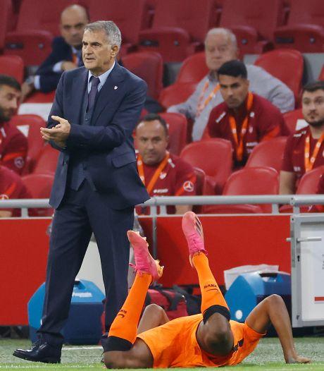 Turkse bondscoach op straat gezet na vernedering door Oranje