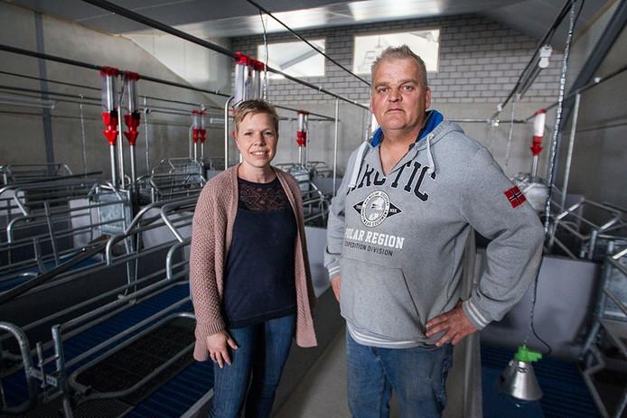 Janneke Janssens en Kees van der Meijden