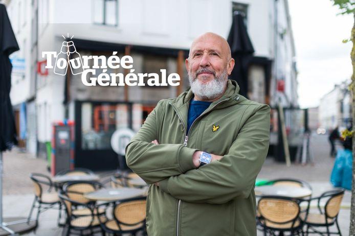 Alain Roels van In den Boer van Tienen op het Mechelseplein in Antwerpen kijkt énorm uit naar de heropening dit weekend.