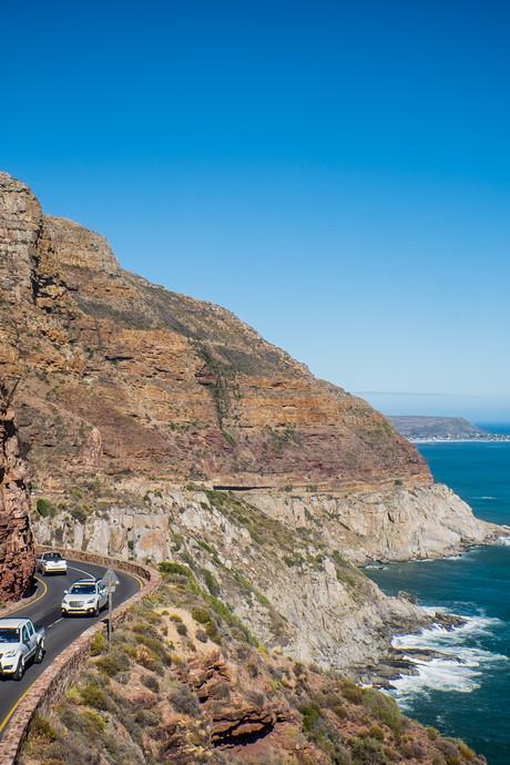 Alles zindert en bruist in Kaapstad