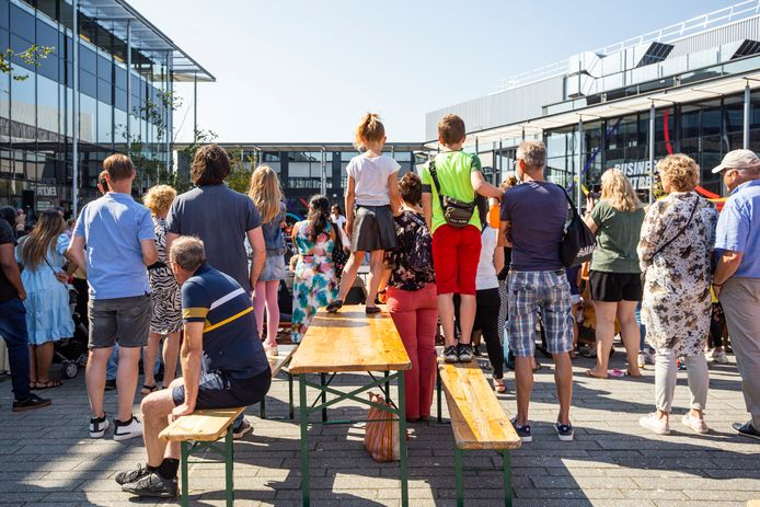 Festival De Plek in Den Bosch.