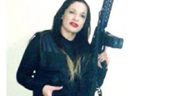 Melissa Margarita Calderon Ojeda aka 'La China'.