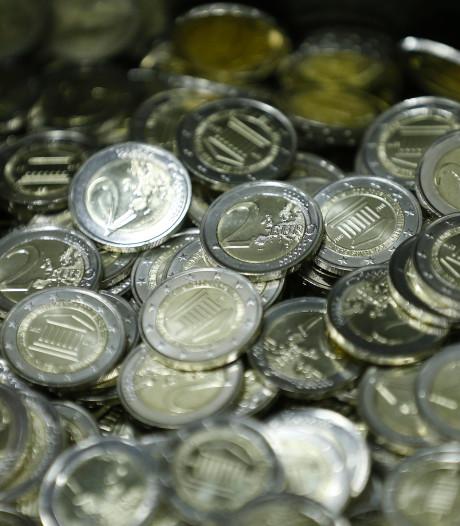 Casa de Papel in Brussel: tweetal opgepakt met zakken vol munten