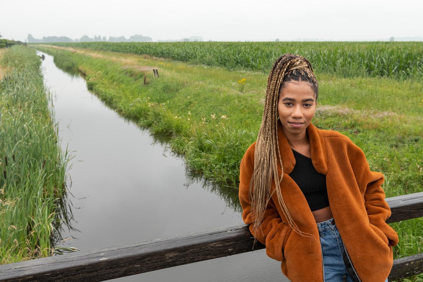 Na haar deelname aan Holland's Got Talent en The Voice of Holland mocht de Baarnse Ina Seidou in Londen dansen en vooral zingen in de musical Thriller Live.