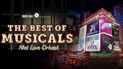 Music Hall dompelt publiek onder in show met grootste hits uit de musical-geschiedenis