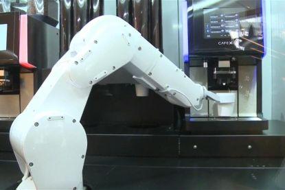 Is deze robot de beste barista?