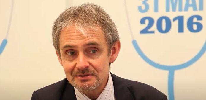 Professor Gezondheidspsychologie Stephan Van den Broucke (UCL).