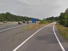 Dode aangetroffen 'onder verdachte omstandigheden' in truck op parkeerplaats langs A1 bij Ugchelen