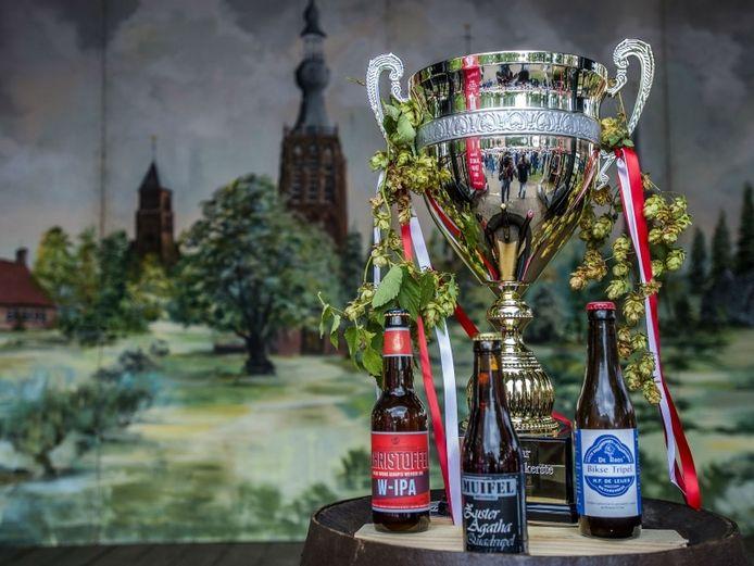 Welk Brabants biertje is het lekkerst in 2016?