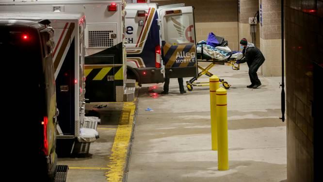 Watertekorten dreigen in ziekenhuizen Texas door vrieskou
