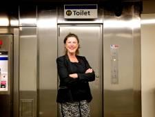 Bebording naar openbare toiletten in Dordt moet duidelijker