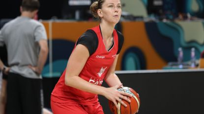 Jekaterinenburg en Emma Meesseman winnen Europese supercup basket - Bergen verliest in Europe Cup