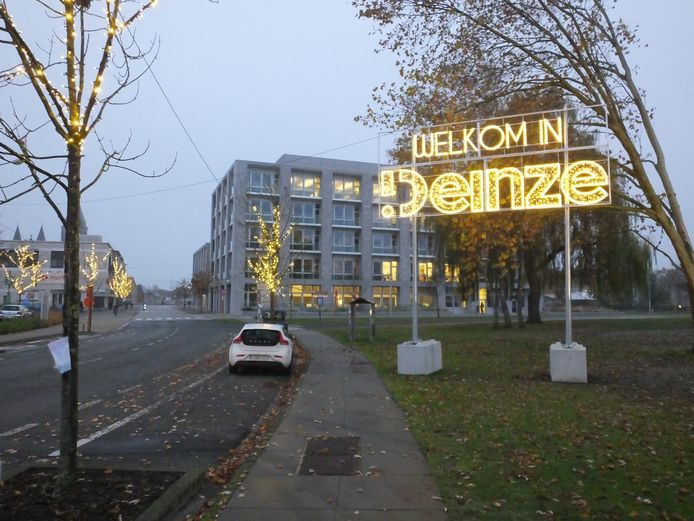 Het dienstencentrum Leiespiegel in Deinze.
