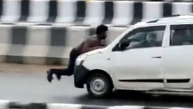 Verkeersruzie loopt helemaal uit de hand