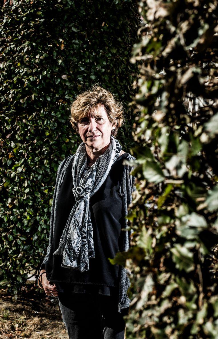 Professor Nicole Vliegen. Beeld Franky Verdickt