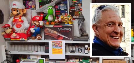 Peter (60) heeft voor tienduizenden euro's aan Mario-spullen: 'Die loodgieter is mijn held'