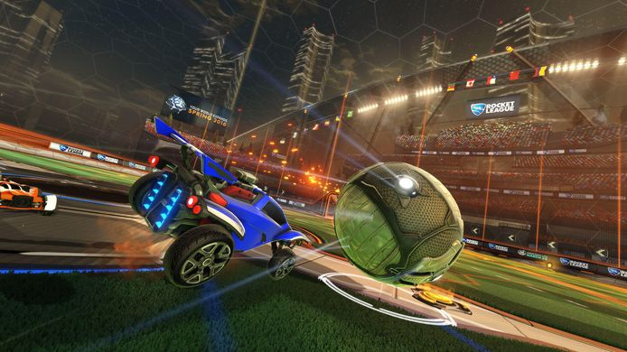 Het populaire spel Rocket League is vanaf deze zomer voor iedereen gratis te downloaden.