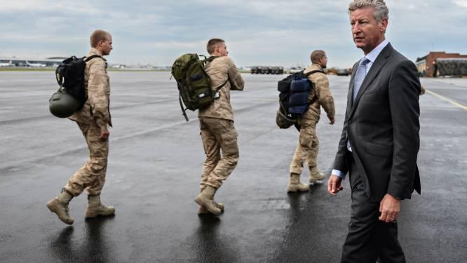 Le rapatriement d'Afghanistan en bonne voie