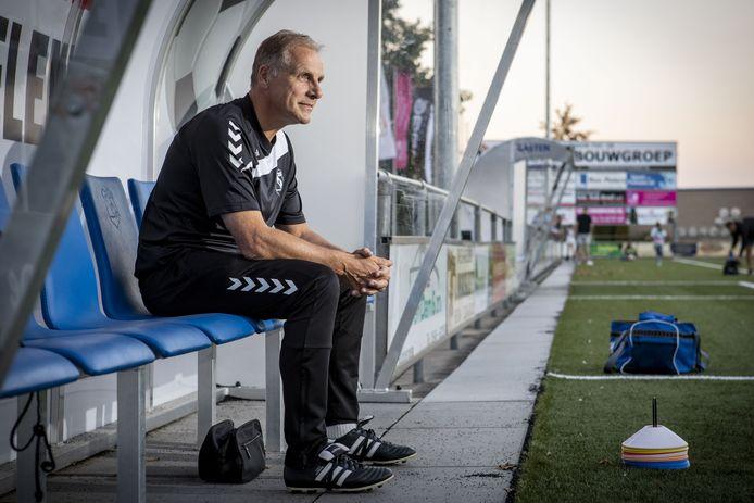 Marcel Waaijer is niet langer coach van TVC'28.