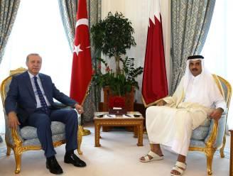 """Qatar """"teleurgesteld"""" over nieuwe lijst van terroristen en terreurgroepen met wie het banden zou hebben"""