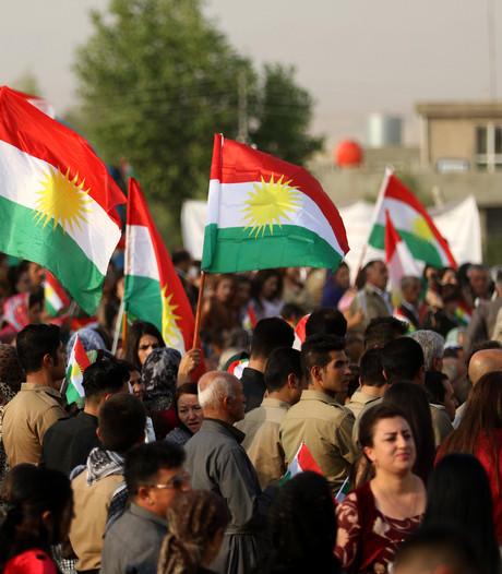 Koerden dagen met referendum over onafhankelijkheid heel de wereld uit