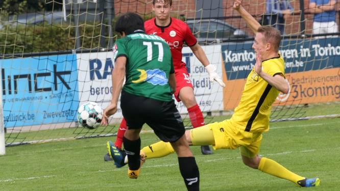 """Niels Coussement en SKV Zwevezele geven 2-0-voorsprong uit handen: """"Frustrerend dat we het maximum van de punten kwijt zijn"""""""