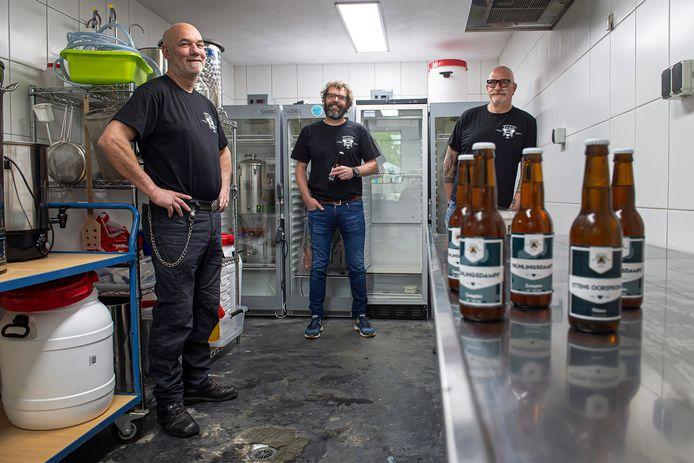 Nano Brouwerij D'n Dries brouwt vanuit Etten-Leur allerlei biertjes.