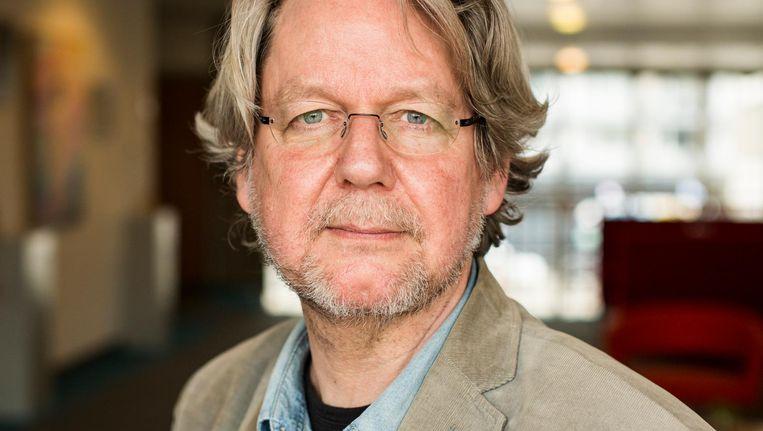 Ruud Grondel: 'Het mooie van democratie is dat je zonder geweld van bestuurders af kunt komen' Beeld Eva Plevier