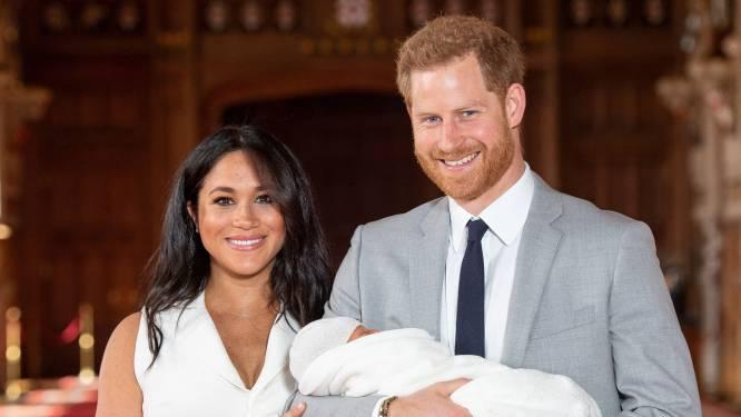 Meghan Markle neemt nog meer afstand van het Britse koningshuis in de geboorteakte van Lilibet