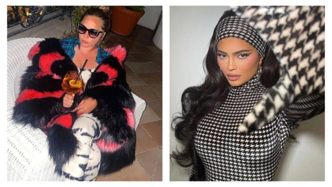 """Deze Antwerpse modestudente kleedt zowel Lady Gaga als Kylie Jenner: """"Ik ontwierp een bijpassende catsuit voor Kylie en haar dochter Stormi"""""""