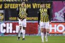 Danilho Doekhi en Matúš Bero druipen af, puntenverlies van Vitesse tegen RKC.
