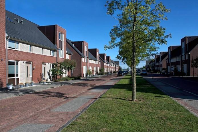 Diverse woningen in De Beljaart fase 2 in Dongen, onder andere aan de Klaproos, zijn door Stewitech voorzien van warmtepompen, waar al langere tijd problemen mee zijn. JOHAN WOUTERS/PIX4PROFS