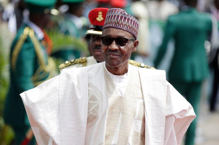 Muhammadu Buhari. Beeld AP