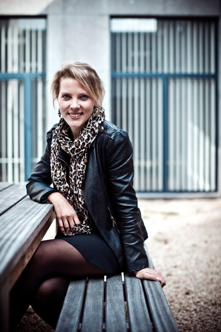 Lieselotte Van Hoecke. Beeld jonas lampens