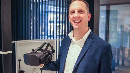 Met een VR-bril op huizenjacht