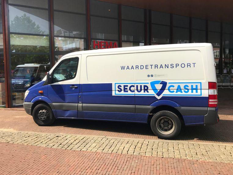 Securcash is een van de laatste zelfstandige geldtransporteurs van ons land.  Beeld Shutterstock